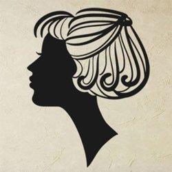 Samolepky na zeď Žena 007
