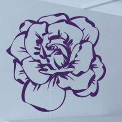 Samolepky na zeď Růže 014