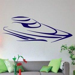 Samolepky na zeď Loď 012